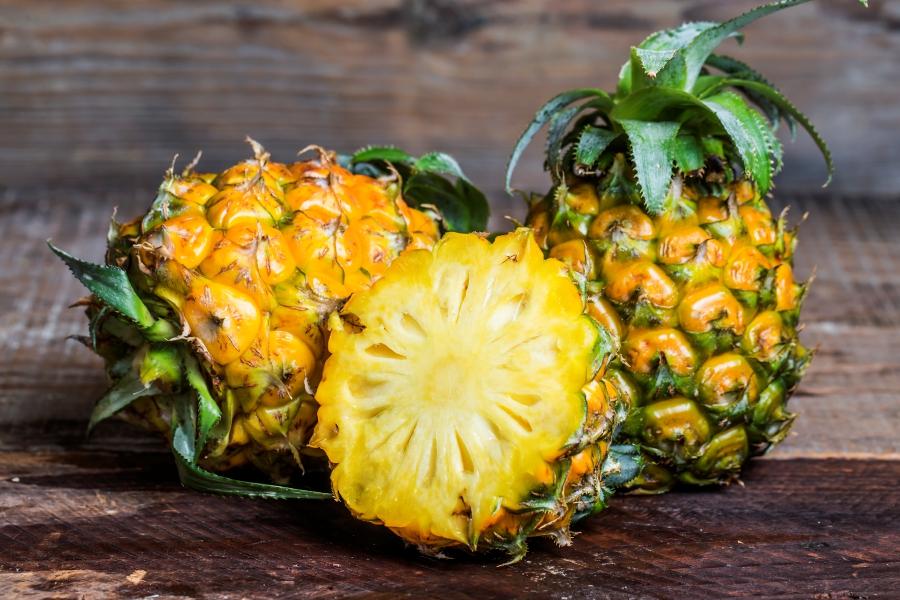 Ceaiul de Ananas - Beneficii pentru silueta