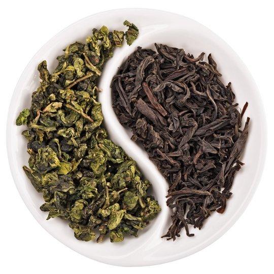 ceai negru vs ceai verde