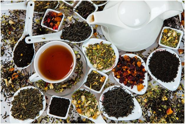 ceai pentru sezonul rece