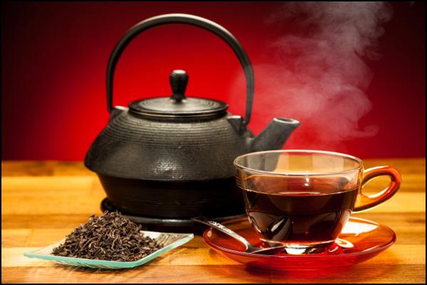 despre ceaiul negru