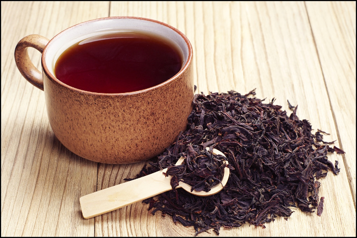 ceai negru indicatii