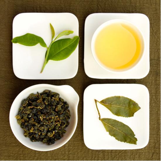 preparare ceai oolong