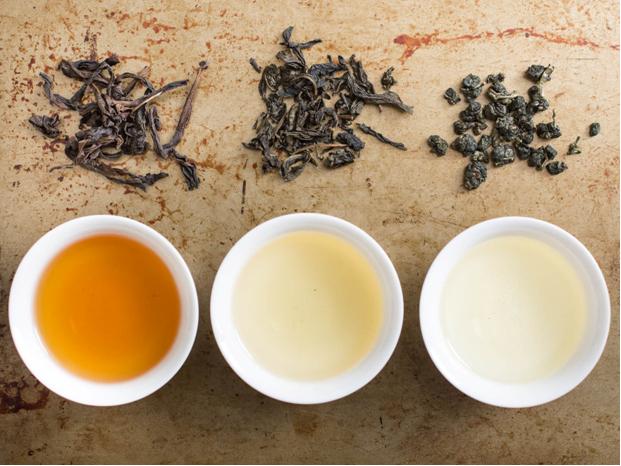 ceai oolong sugestie de servire
