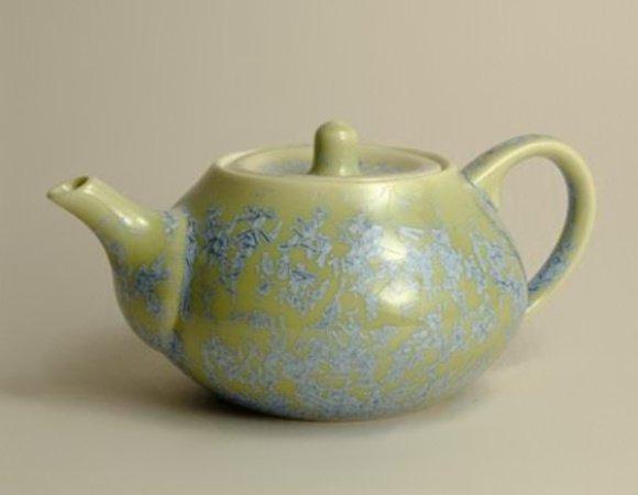 Ceainic din portelan